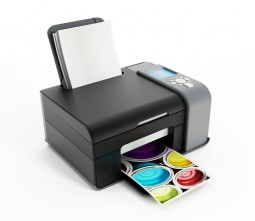 Output Devices - Inkjet Printer