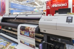Output Devices - Wide Format Printer